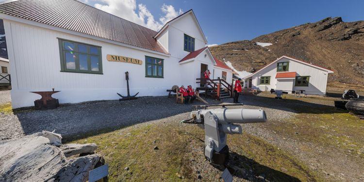 Gryfviken Museum