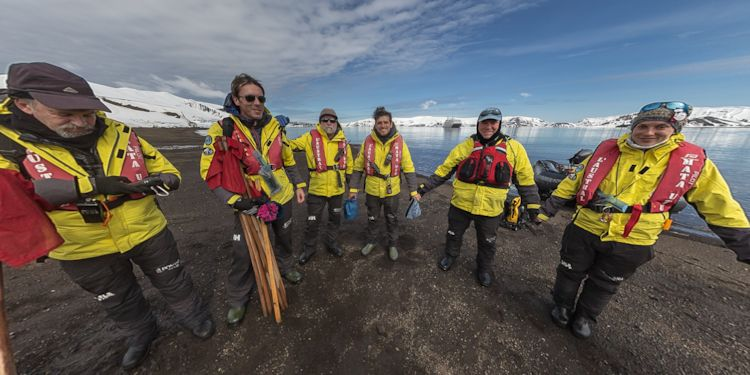 The Expedition Team