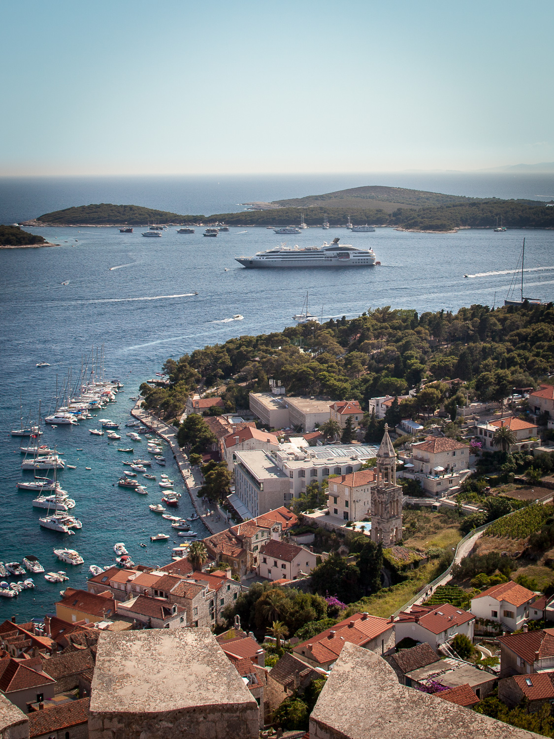 Le Lyrial from Hvar Fortress