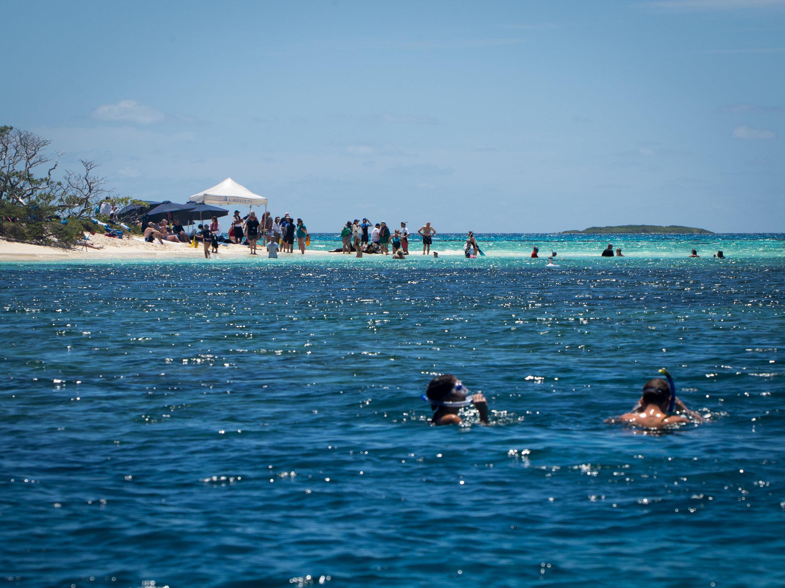 Kouare Island Snorkeling