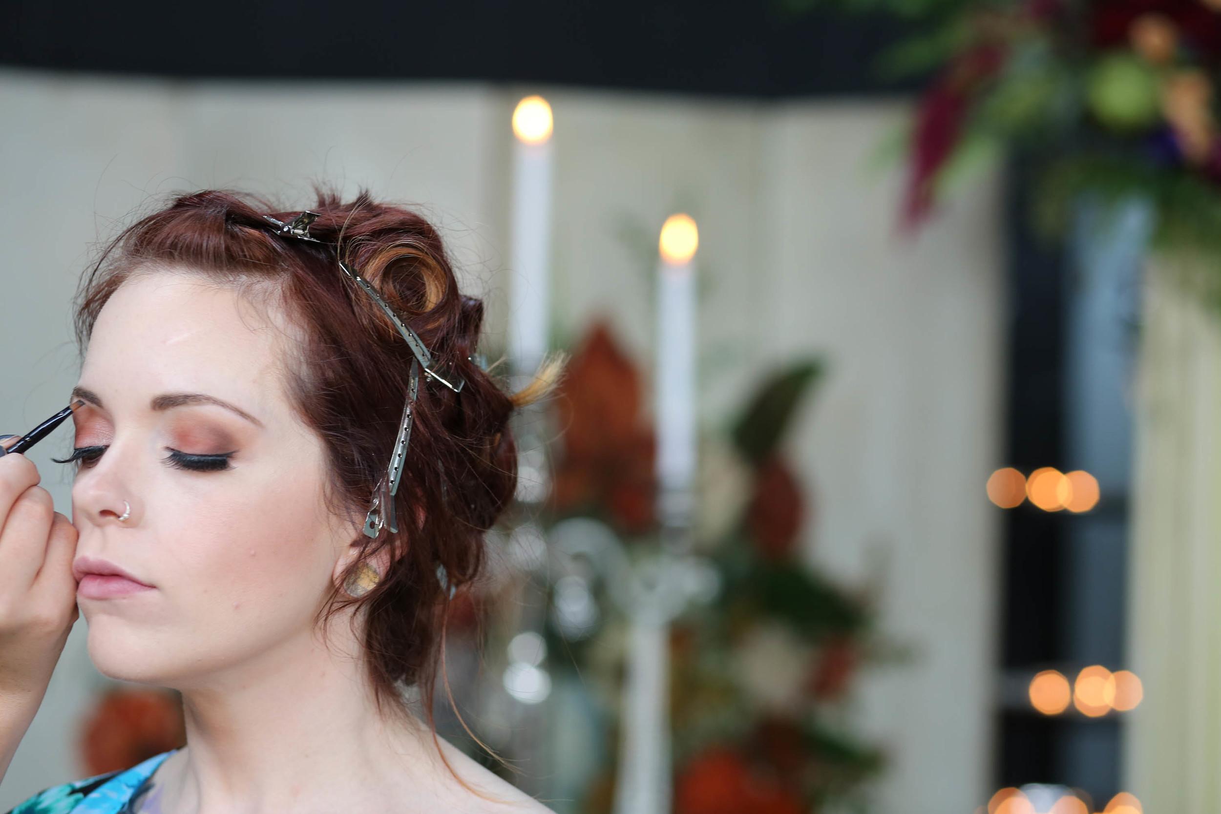 makeup magic by Patrice