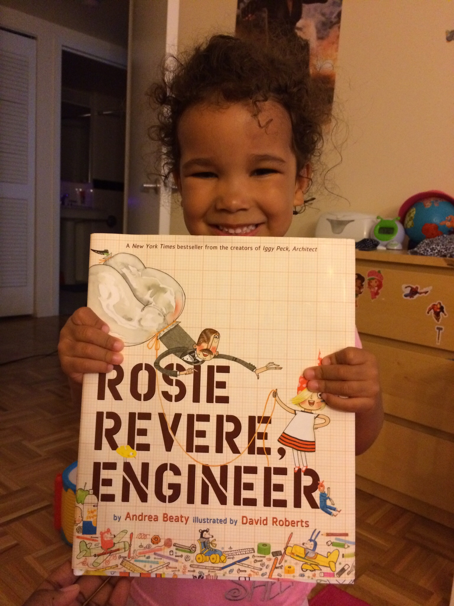 Camilla loves this book and urges you to add it to your library!