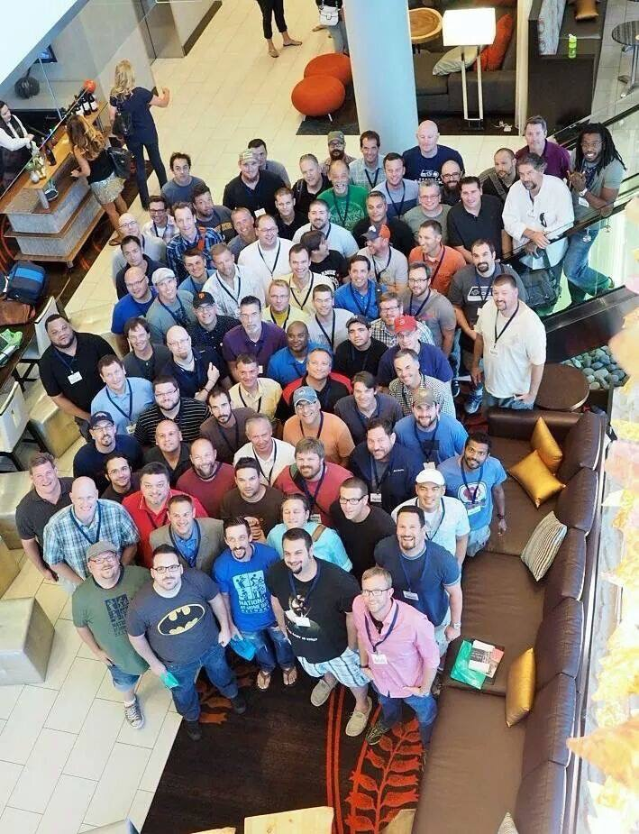 Attendees of the 19th Annual At Home Dad Convention - National At-Home Dad Network