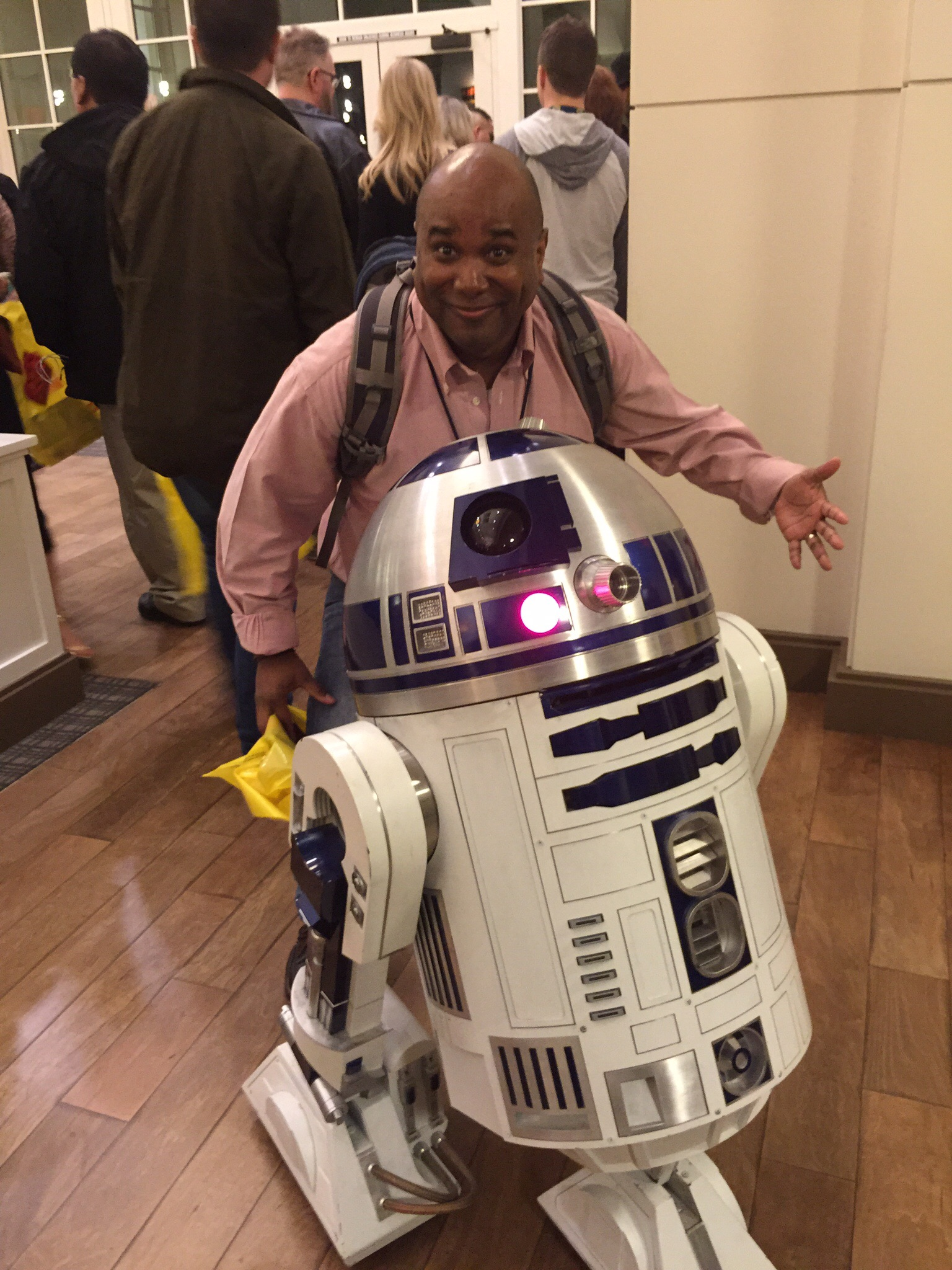 This was the droid I was looking for.