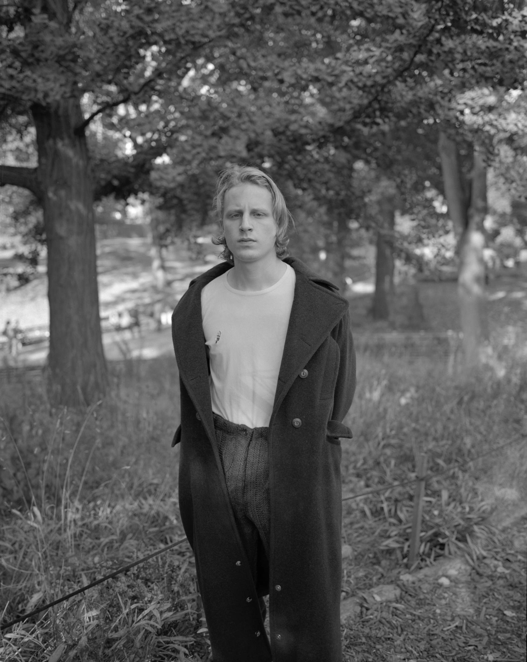 Noah at the Park - James Veloria  Photography Nicholas Pollack