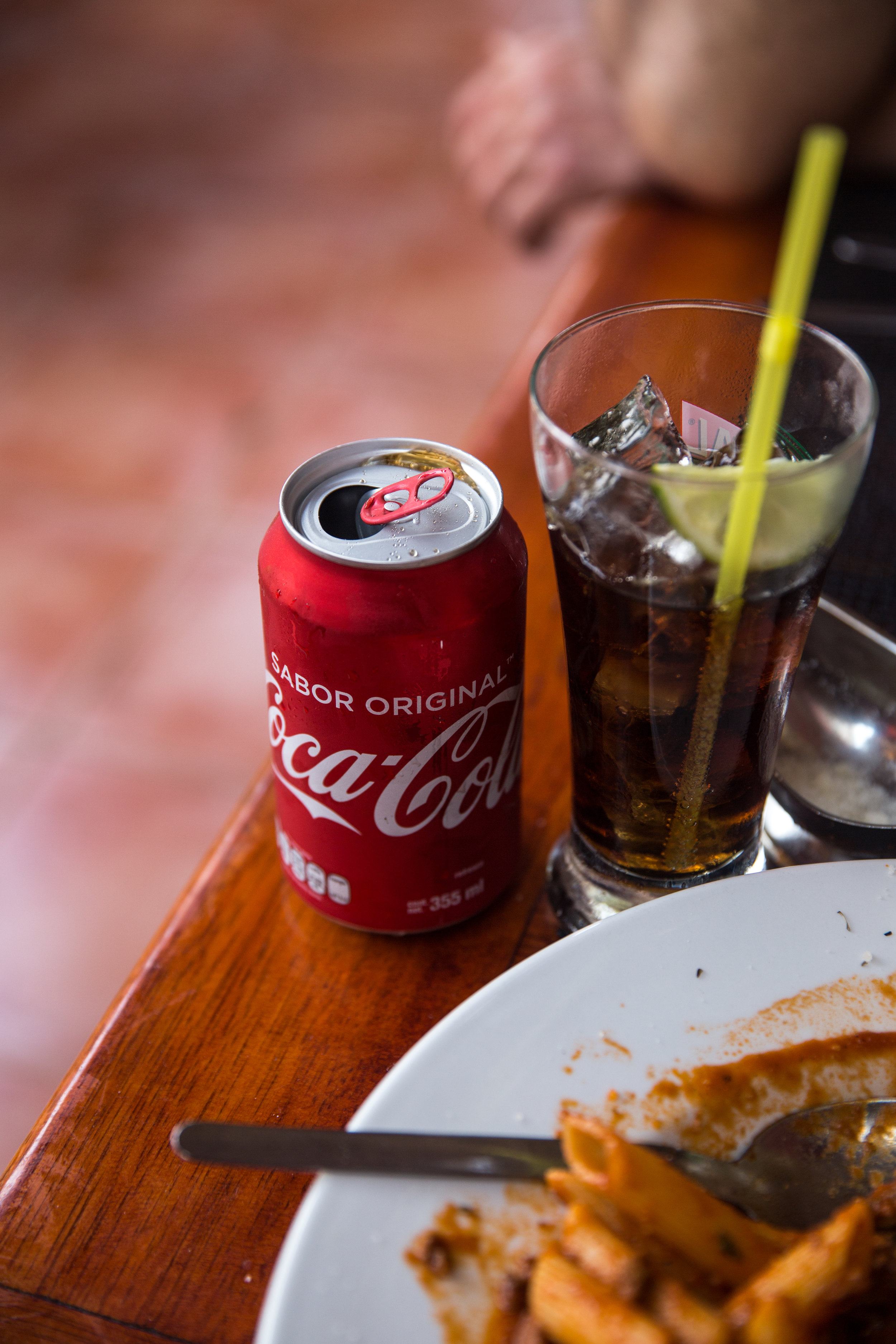 Apparently Mexican coke isn't as much a rarity in Cuba.