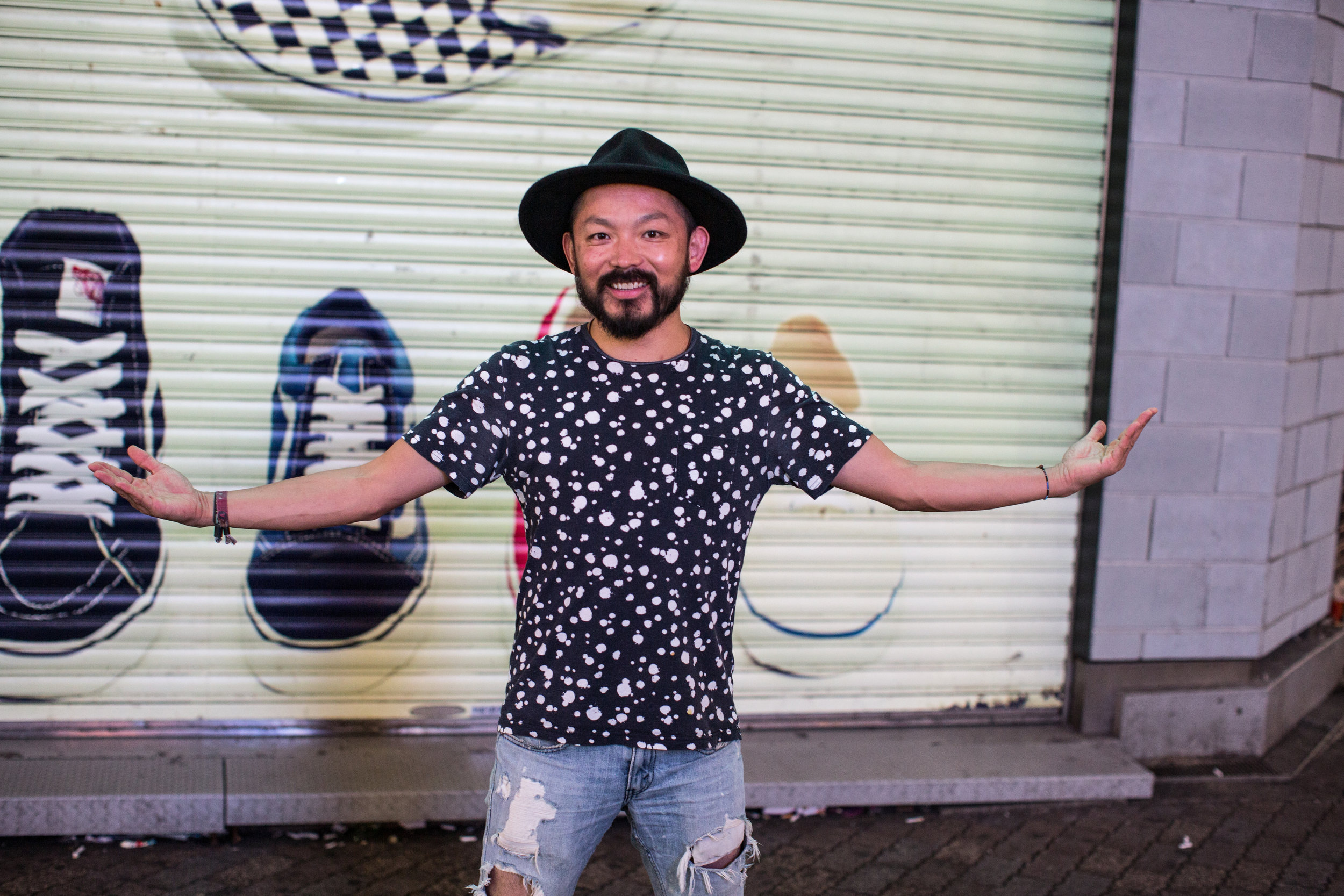 ' All Y'all ' by Timbaland | Tomo took time to show me his favorite spots in Tokyo on his birthday.