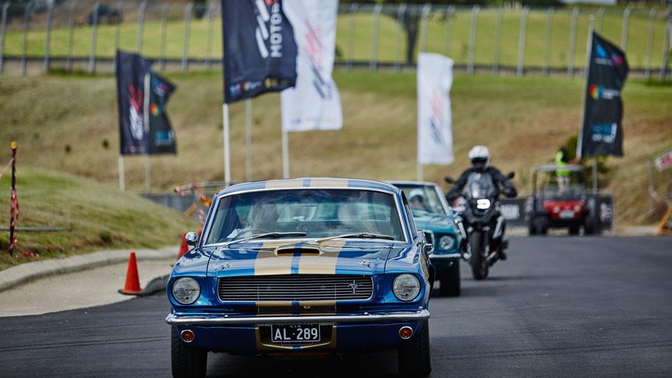 Classic cars MotorWorld Sydney
