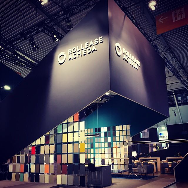 Our team was in Stuttgart delivering the @rolleaseacmeda stand at R+T at @messe_stuttgart. Thanks to an amazing team for delivering an outstanding project and an amazing client that was brave enough to take a chance! It's been an absolute pleasure working with the Rollease Acmeda team.
