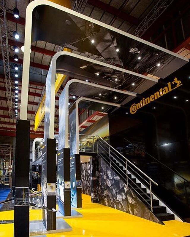 More from the Continental stand at Electra Mining 2016! #electramining2016 #continental