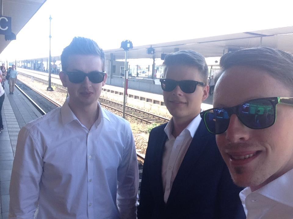 Auf dem Weg zum BVH Summer Event 2016 #sunglasses