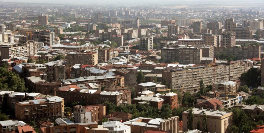 Housing in Yerevan, Armenia                              Photo Credit: Alina Hachikyan