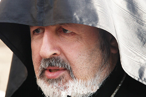 His Beatitude Archbishop Aram Ateshian – Co-Patriarch of the Armenian Patriarchate of Constantinople