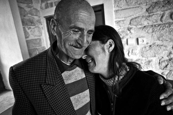 Photo credit Berge Arabian on assignment with the refugees from Kessab