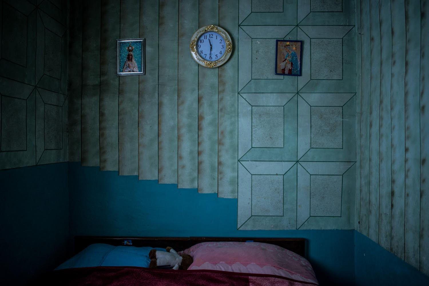 Syrian Refugees housing in Yerevan - Photo credit Anush Babajanyan on assignment for the Armenian Redwood Project