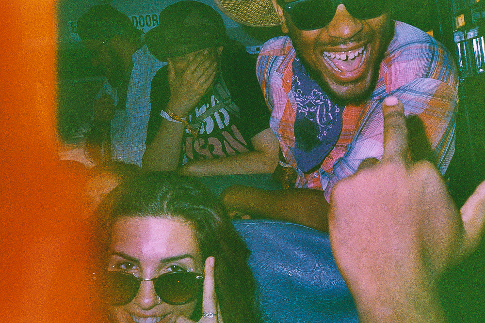 Funniest shuttle bus rides from camp to the fest