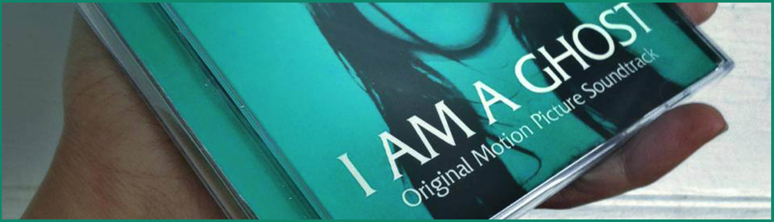 Buy the I Am a Ghost Original Motion Picture Soundtrack    Also available on iTunes