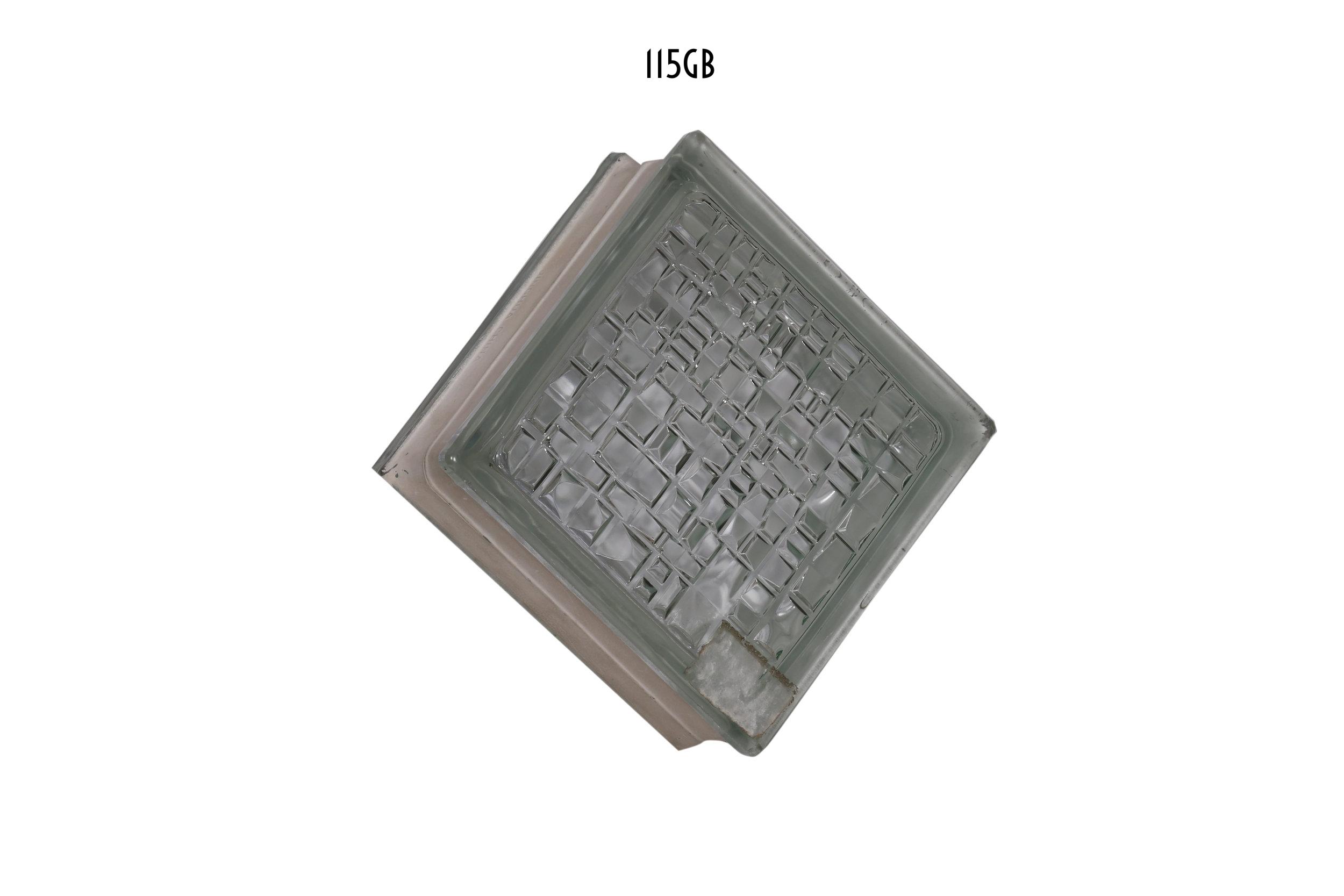 115GB