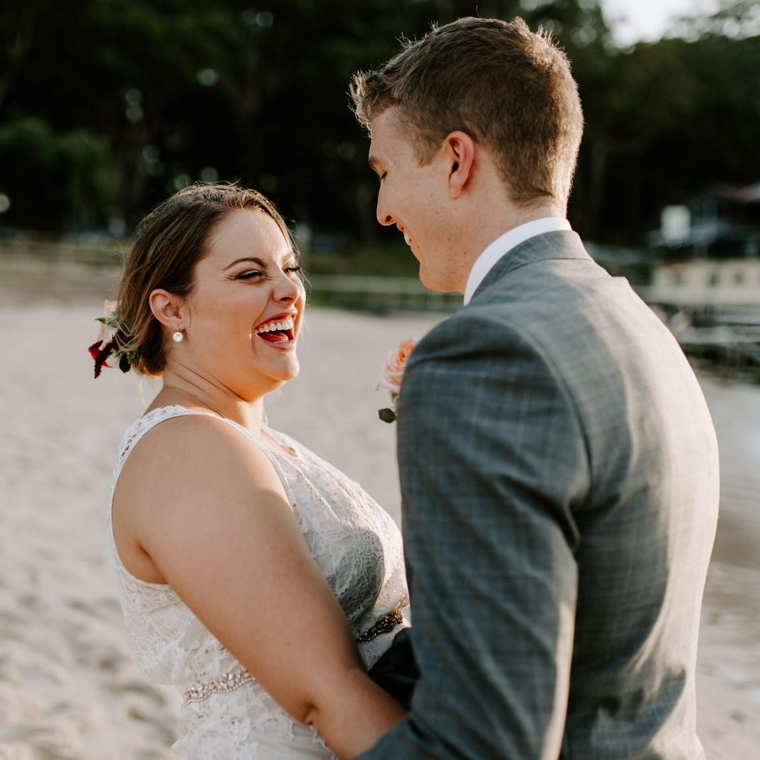 Little Beach Boathouse Wedding