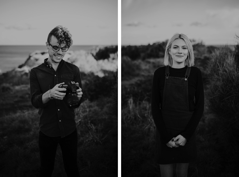Henry & Theresa - Newcastle Based Wedding Photographers