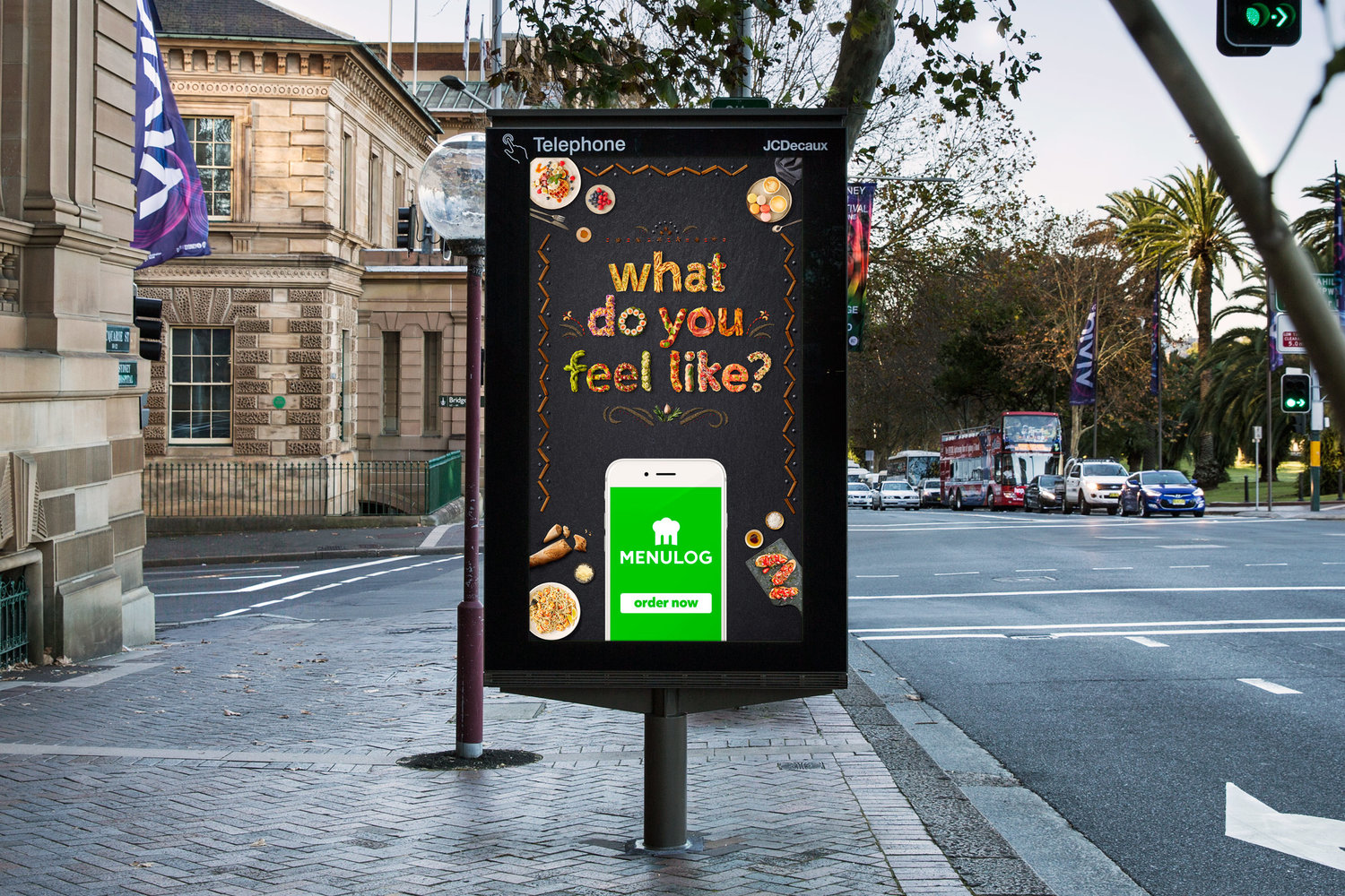 What do you feel like? Campaign by M&C Saatchi, Sydney