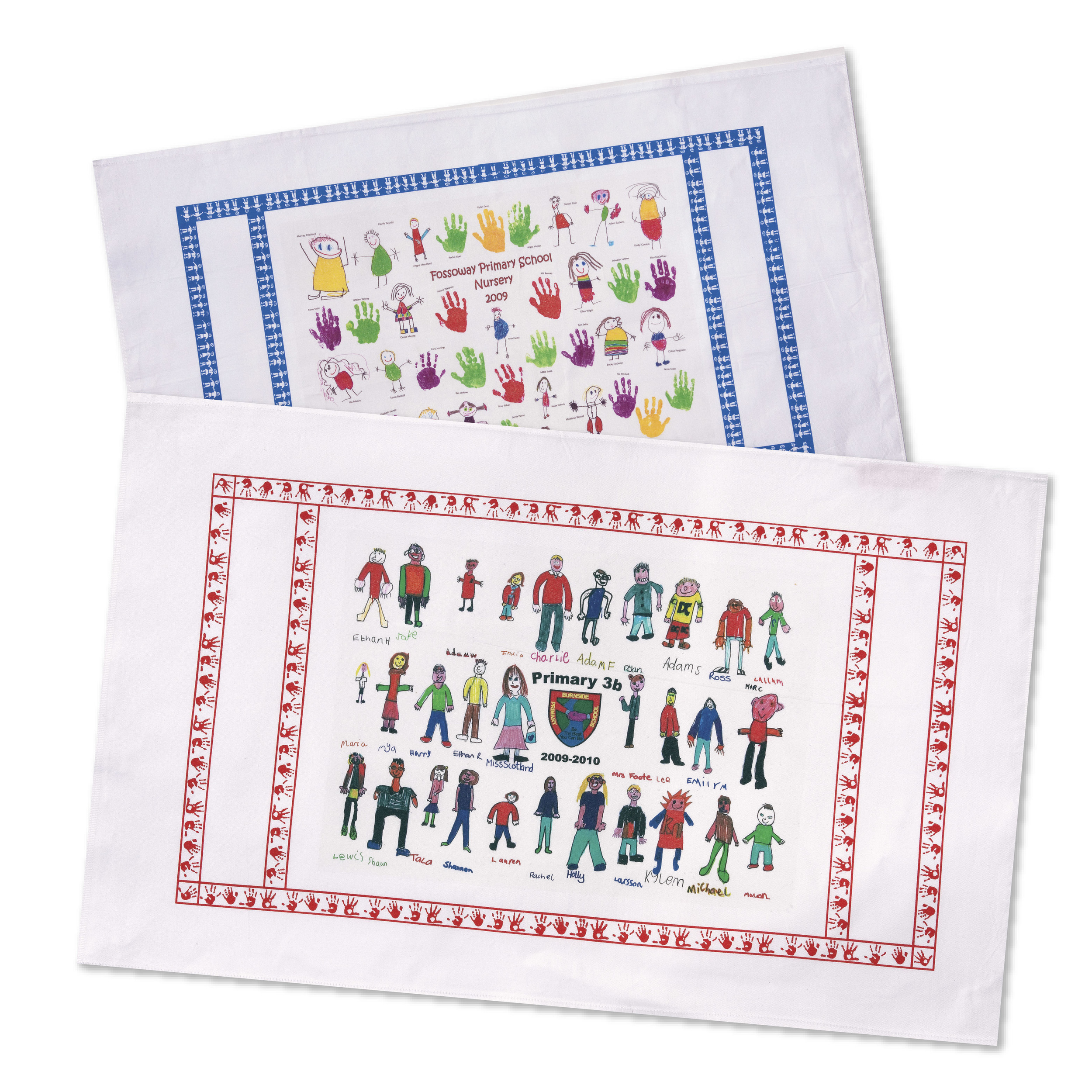 Group Tea towels