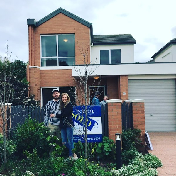 A massive congratulations to Harriet and Mitch on settling their first home today. Thanks for being such awesome clients to work with. Mazel Tov! 🏠🥂