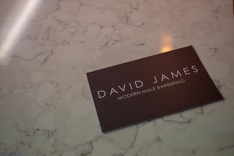 David James - Modern Barber