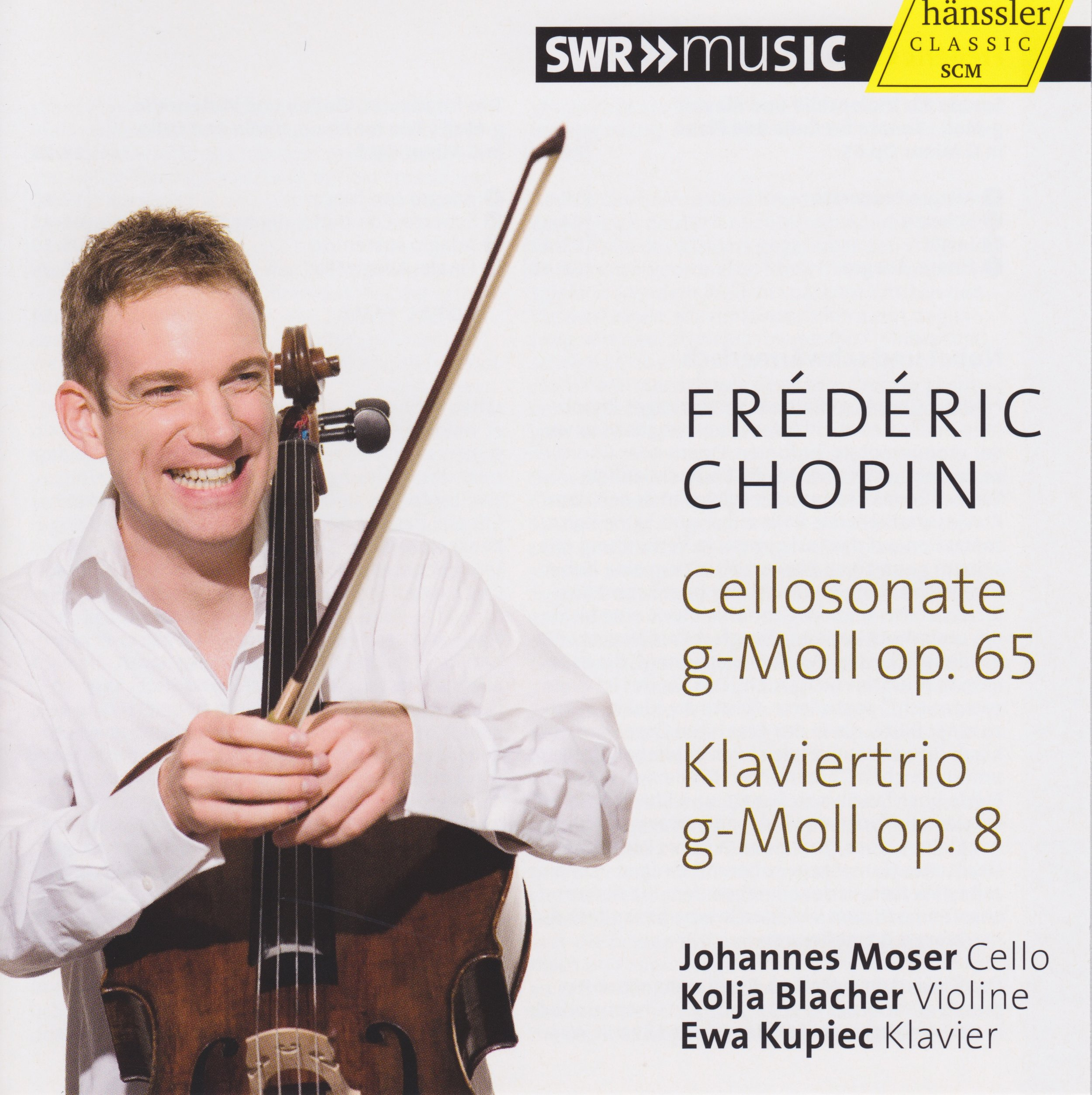Moser, Blacher, Kupiec  Order the CD:  Amazon.com