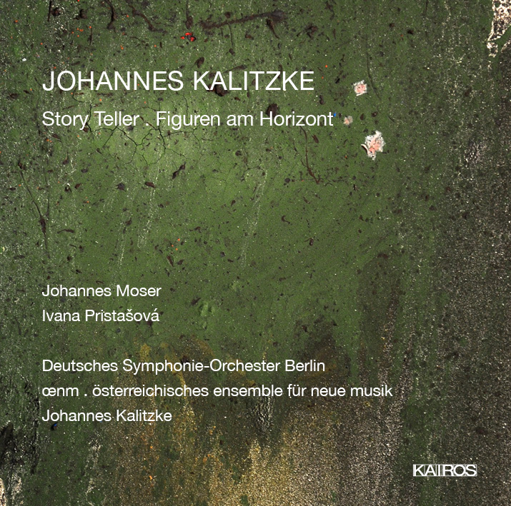 Johannes Kalitzke, Story Teller     Click here to order the album