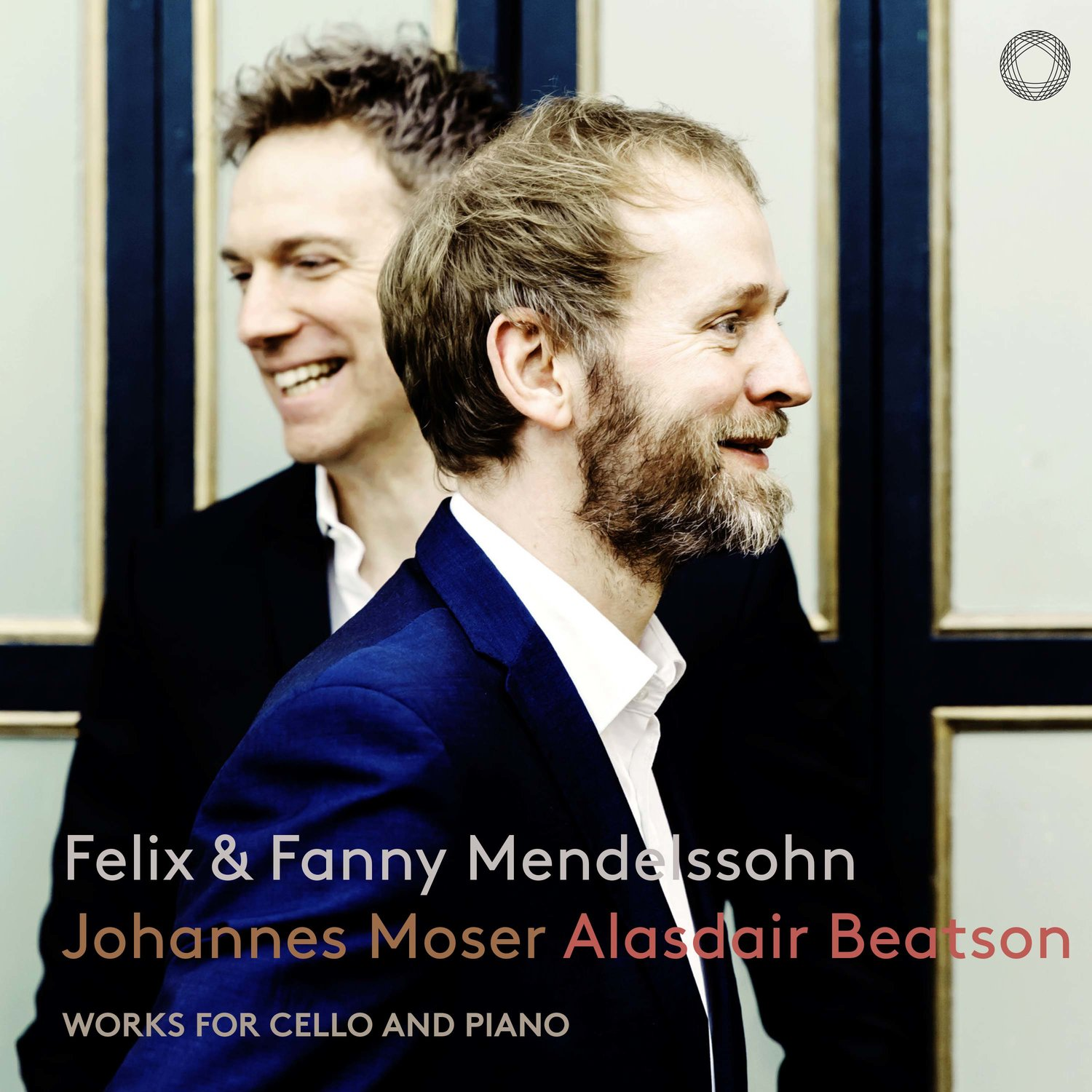 FELIX & FANNY MENDELSSOHN - WORKS FOR CELLO AND PIANO  click here to order the album
