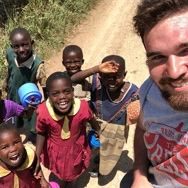 Hey all! My name is Jarred Karikas and I got to spend my spring break in Uganda, working on our clean water system for the village of Kabingo. Getting to meet the students, engineers, and community leaders in Kabingo was absolutely amazing, especially getting to see how much one they spend working together to make the project better and how much impact it's has on all of them. I am so lucky that EWB has given me the opportunity to travel and work so closely with such an inspiring community. 💙 Looking forward to working more with this community and impacting people's lives in the future!  Stay tuned this week for more stories from our travelers! #engineerswithoutborders