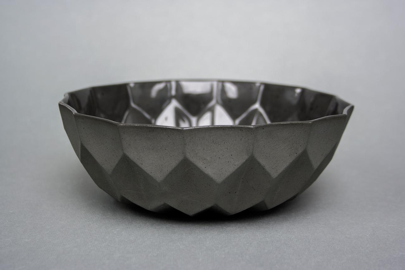 Origami Flower Bowl Tutorial - DIY - Paper Kawaii - YouTube | 867x1300