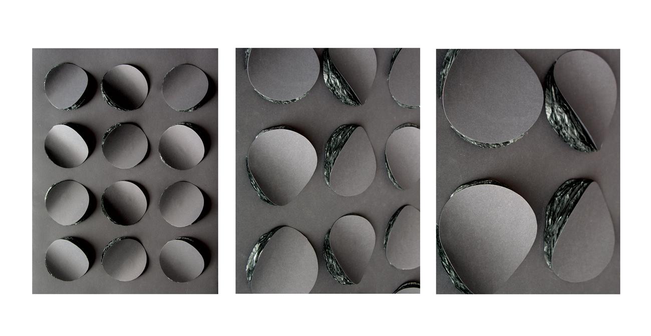 Paper composition Black, 2005