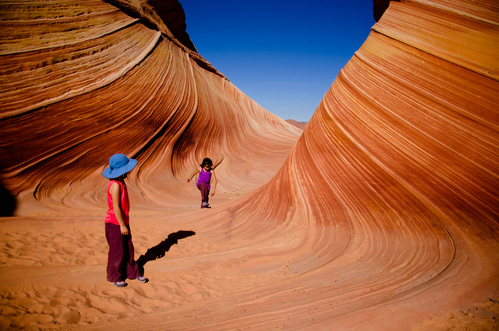The Wave, North Coyote Butte, Utah
