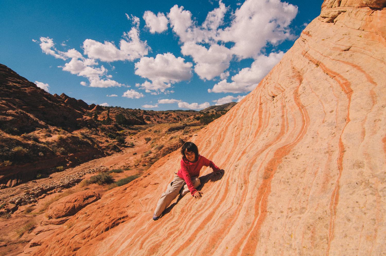 Lick Wash Canyon, Utah