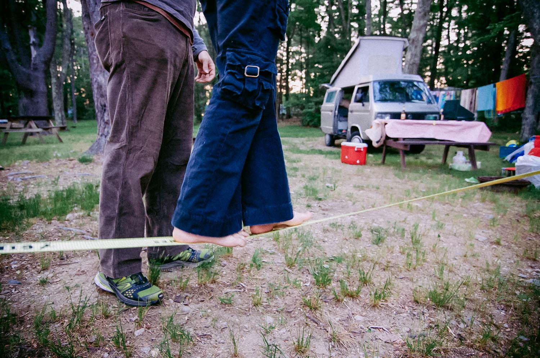 Hermit Island Campground, Maine