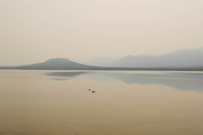 Little Atlin Lake