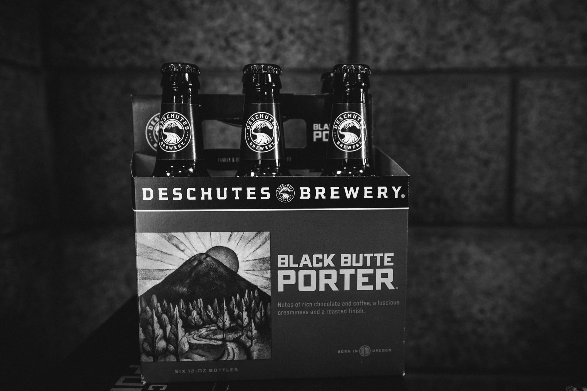 The Black Butte Porter is their flagship beer and it is pretty darn tasty!
