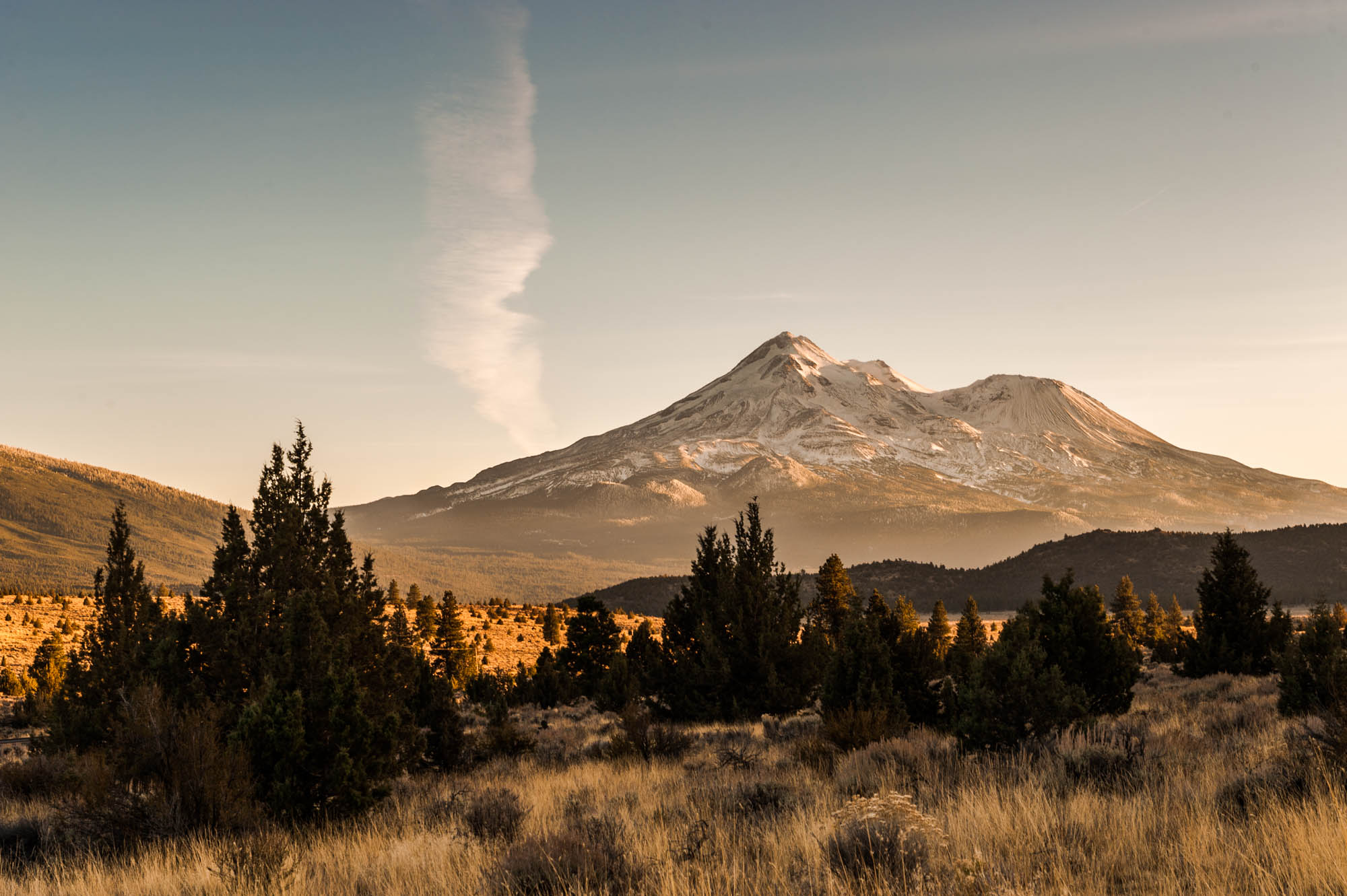 Mount Shasta is considered a sacred mountain with an energy vortex. The mountain has long been revered by the Native Americans of the area, who regard it as the center of creation.