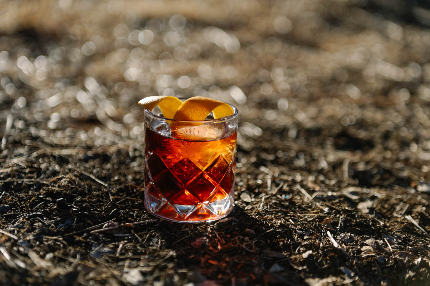 Cold Brew Negroni. Recipe on my  Instagram account . So good!