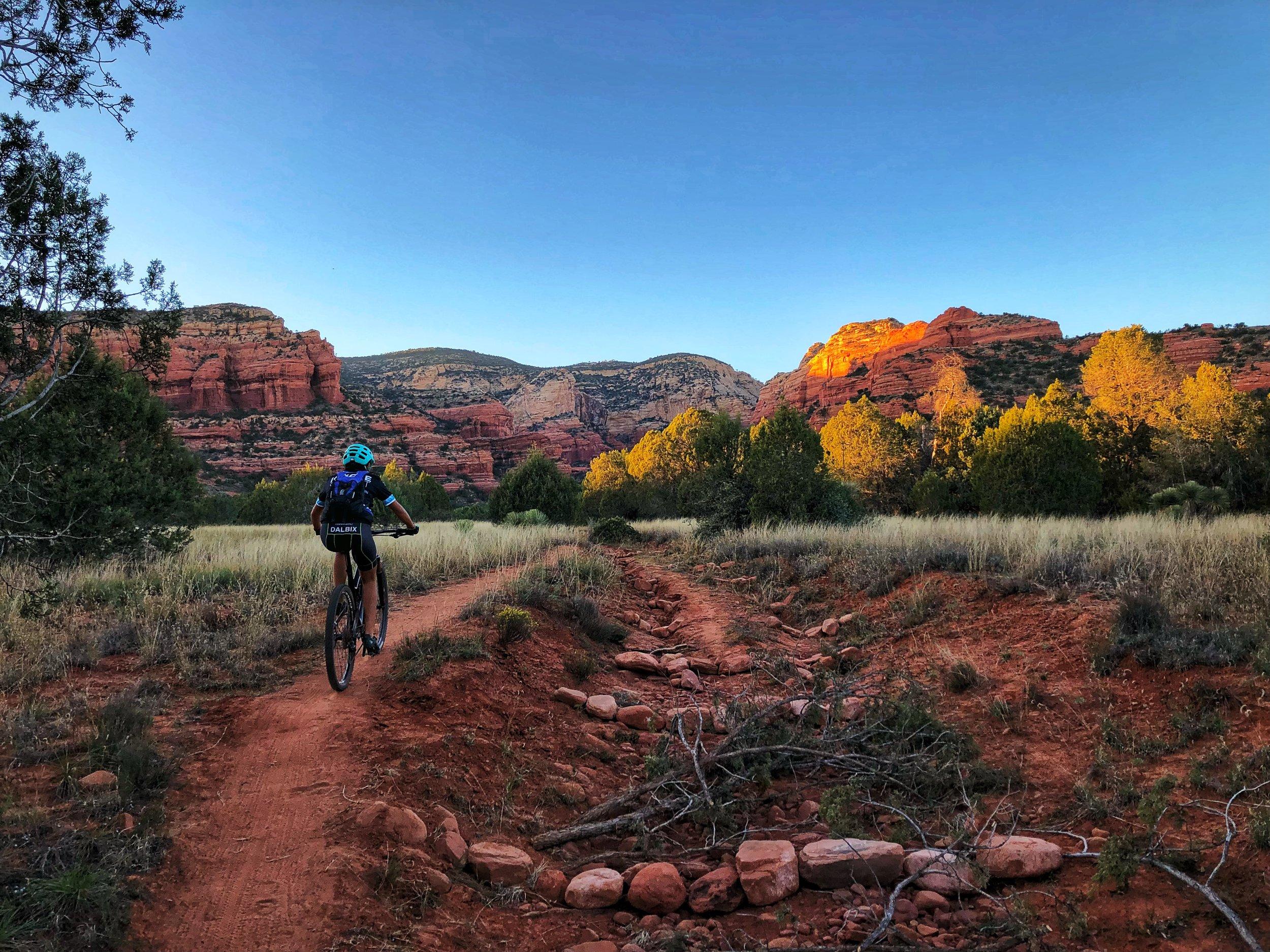 Aerie Trail.