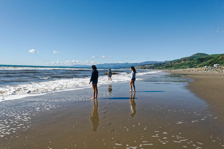 Faria Beach