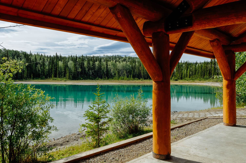 Boya Lake Provincial Park, Northern BC.