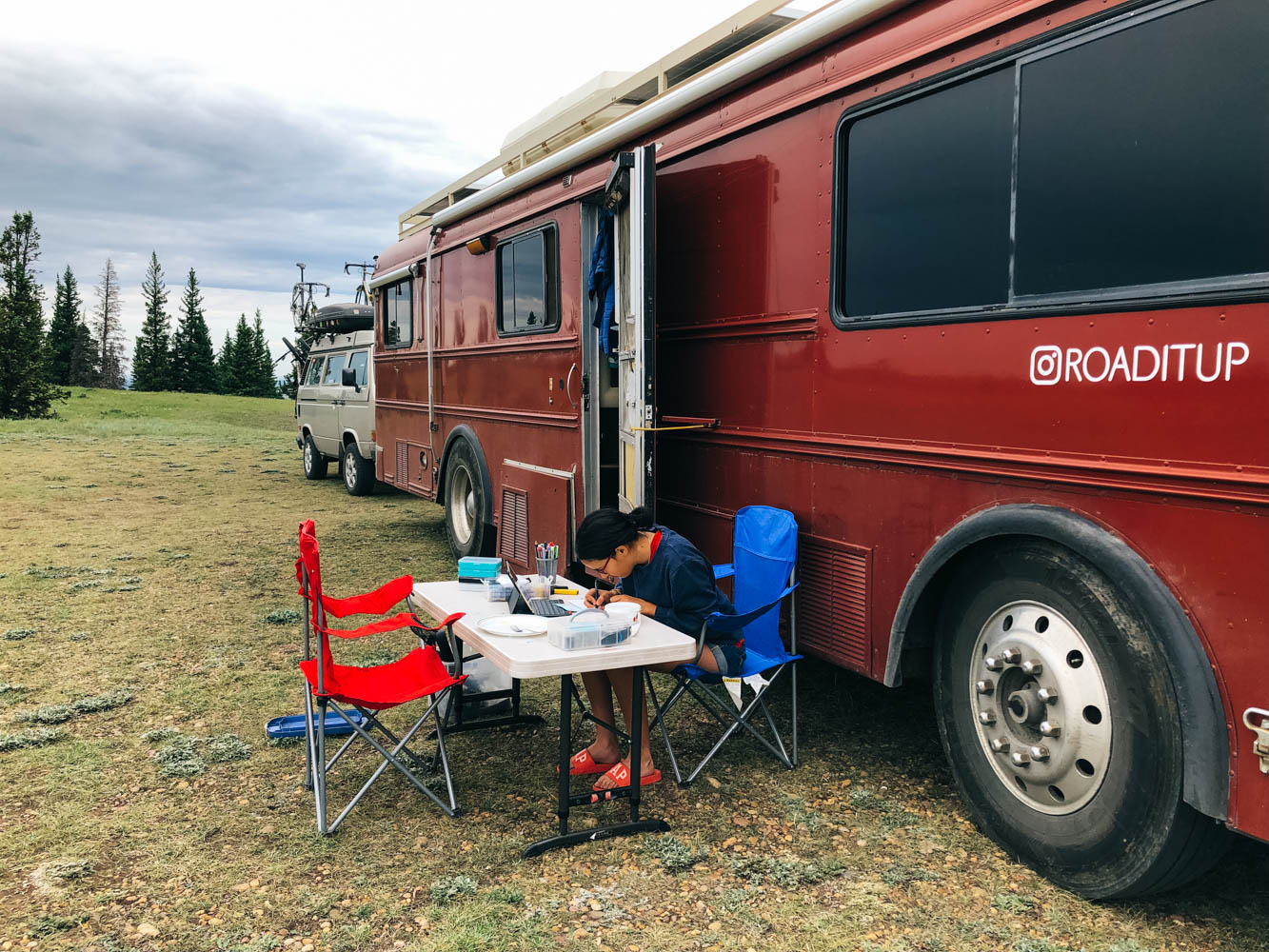 Camping spots — Blog — Road it Up
