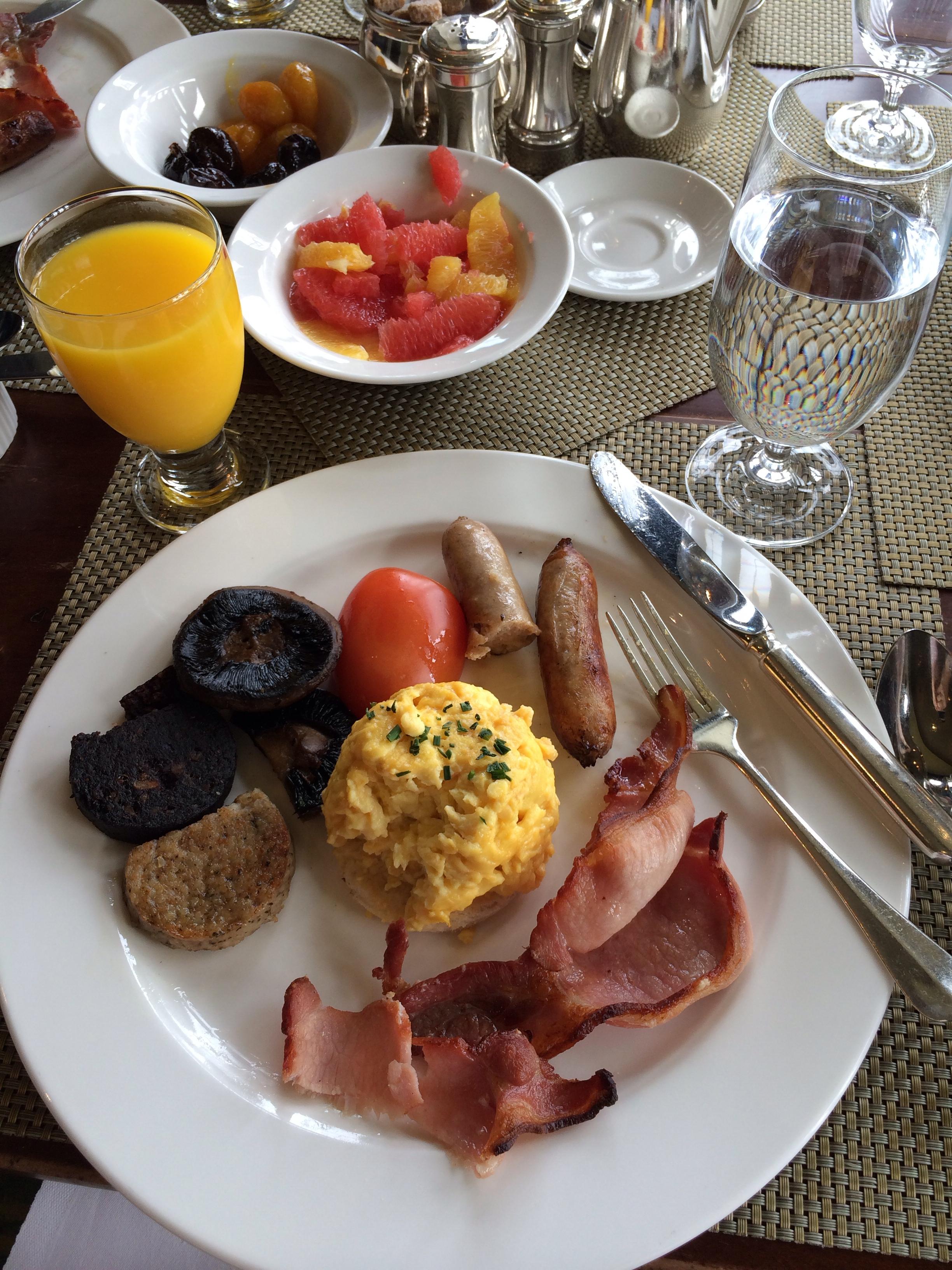Doonbeg Breakfast