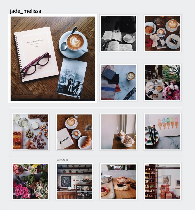 instagram spotlight no 4 Jade Melissa