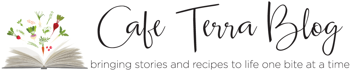 CafeTerraBlog logo by Easton Place