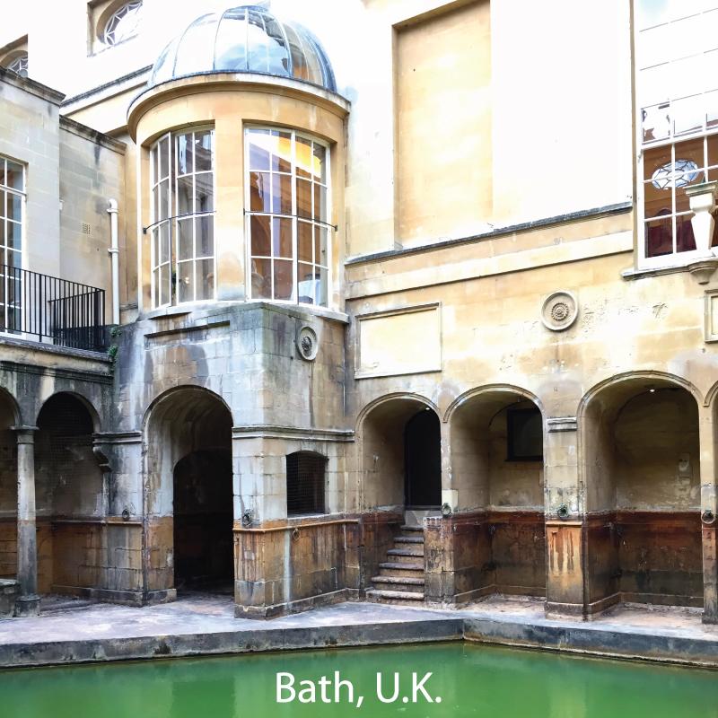 Bath, U.K. 2016