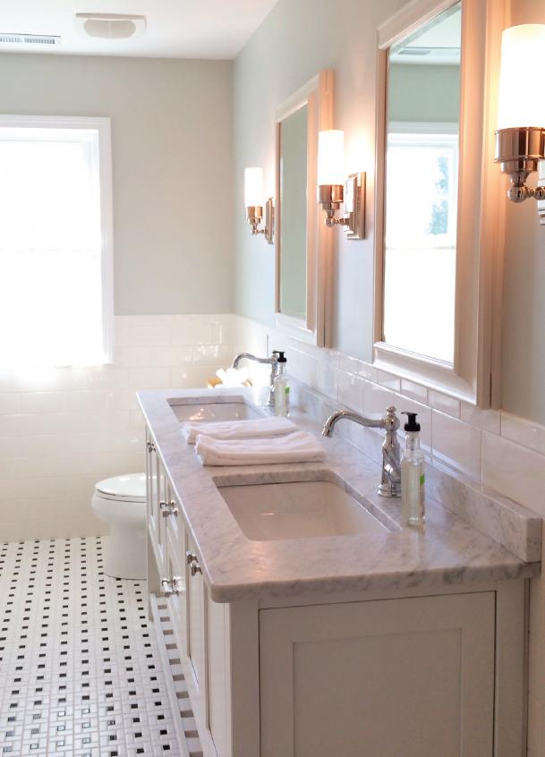Boys' Bathroom Remodel -